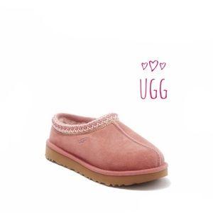 UGG WOMENS TASMAN PINK DAWN shoes 9